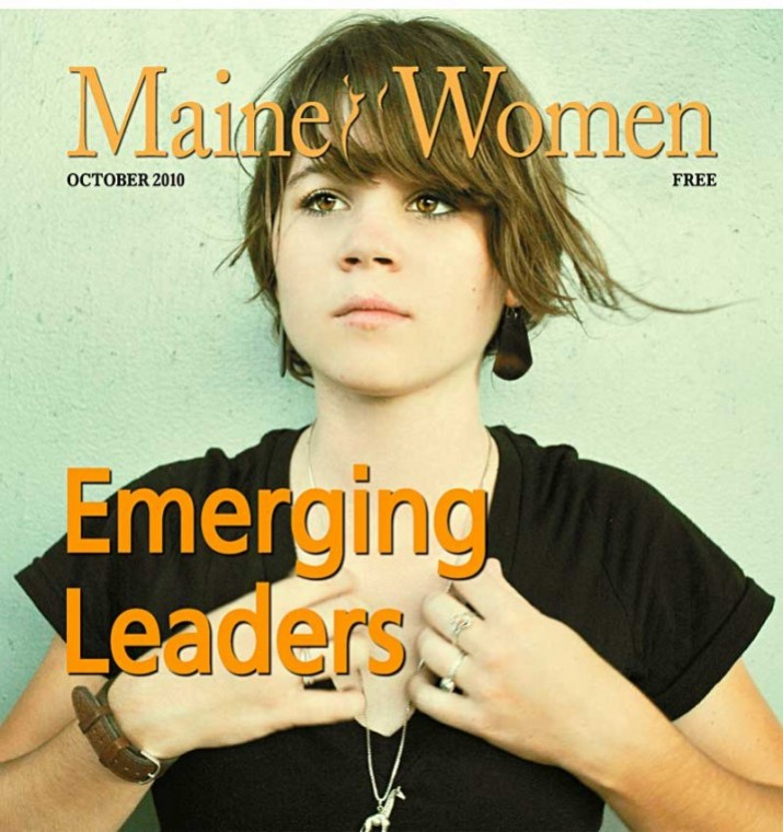 A toast to Maine's younger women