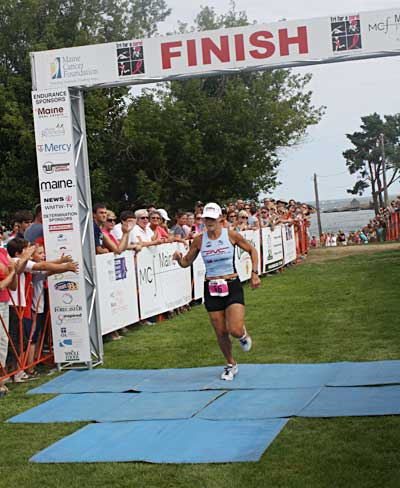 1,100 women set sights on Tri for a Cure course