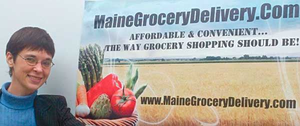 Free grocery delivery for cancer patients in southern Maine