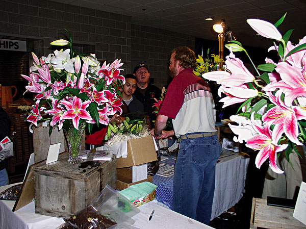 Northern New England Home Garden Flower Show Coming May 18-20