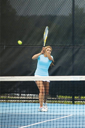 At ripe age of 16, a tennis phenom
