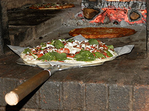 Pizza toppings reach new heights