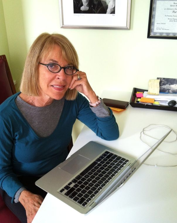 Q&A with Pat Taub: Coming to terms with a difficult mom
