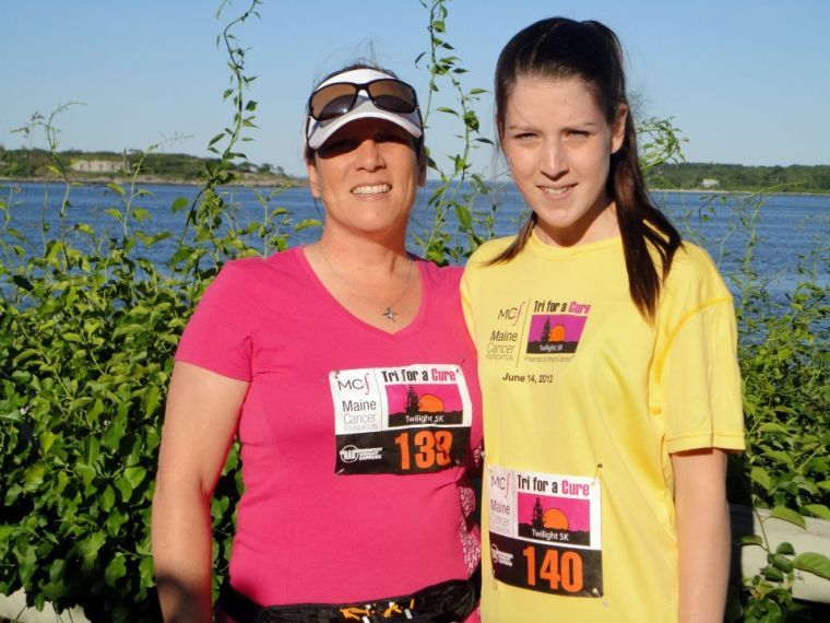 Family inspires young Tri athlete
