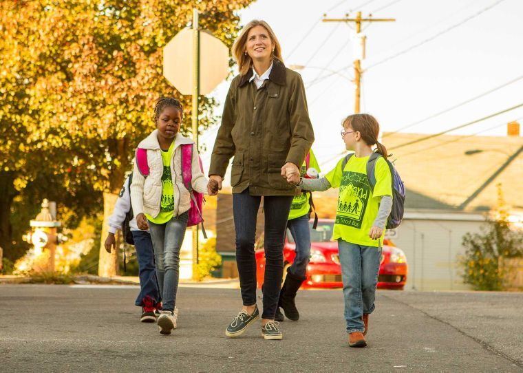 THE KIDS' ADVOCATE – Simple walk makes big differences
