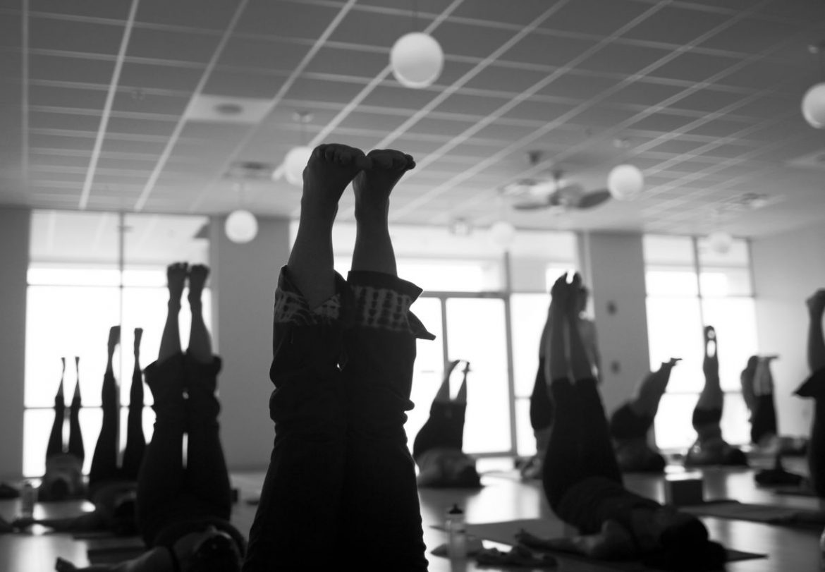 No matter the type, yoga touches a deep chord