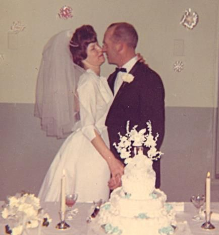 Ingredients for lasting marriage:  Faith, strength, commitment