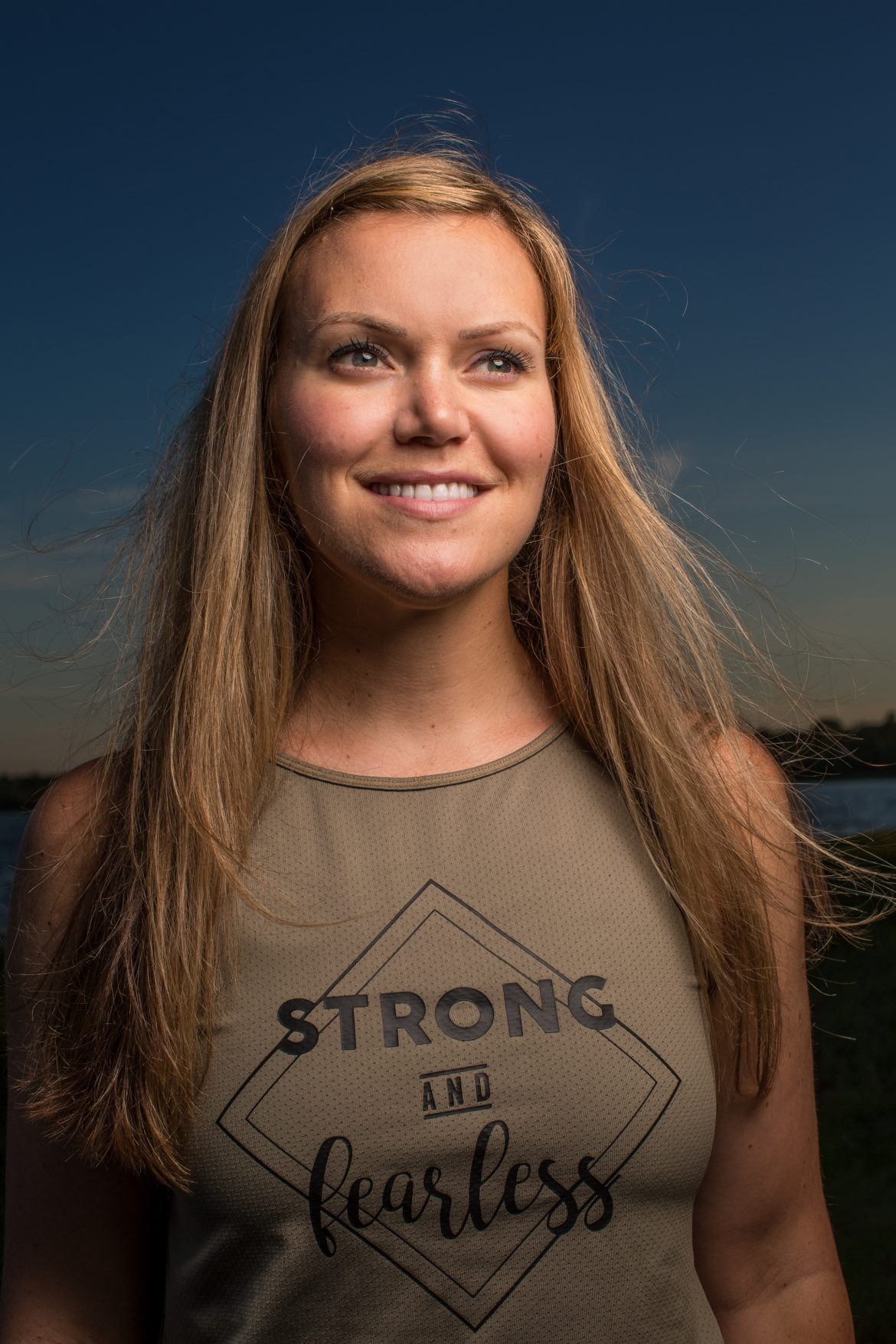 Endurance Athlete Katie Spotz is Running for Water