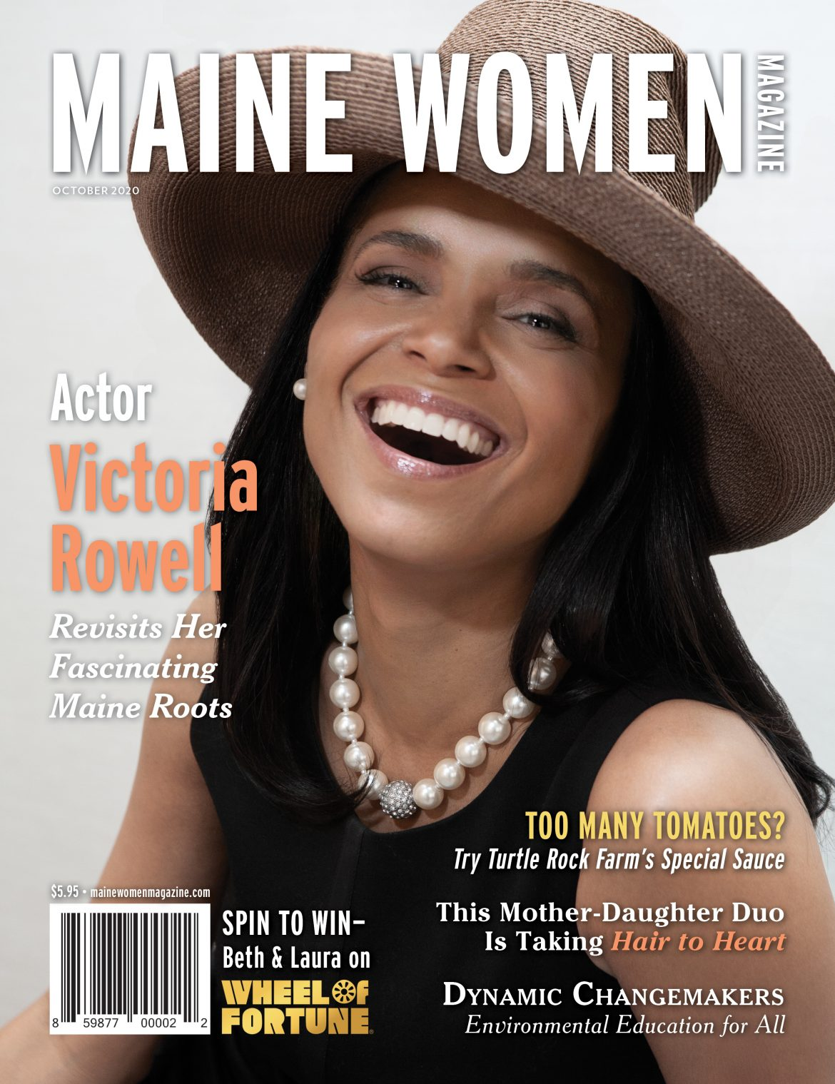 October 2020: Victoria Rowell