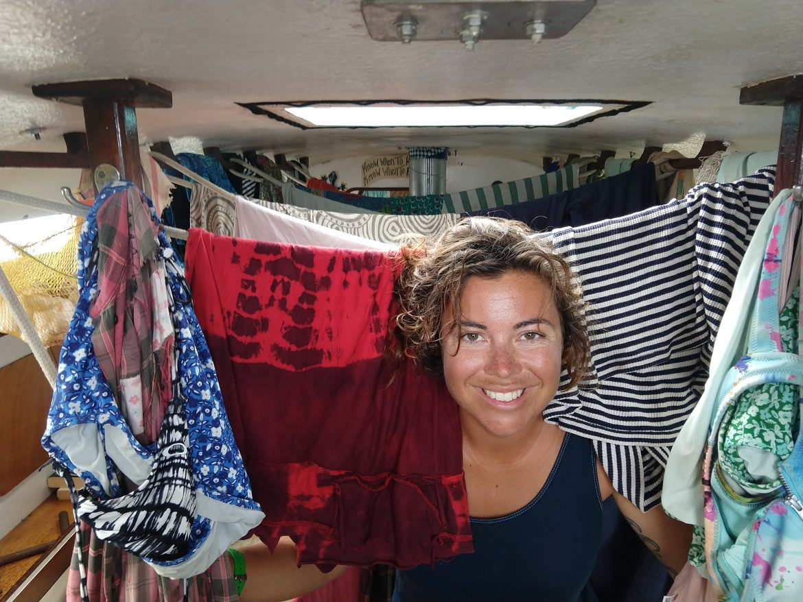 Holly Martin's Solo Voyage Around the World