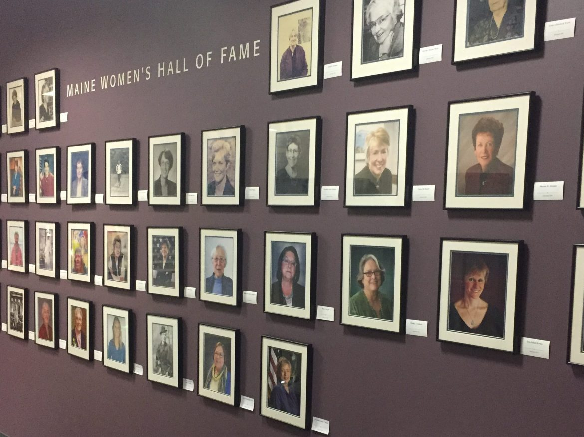 Maine Women's Hall of Fame