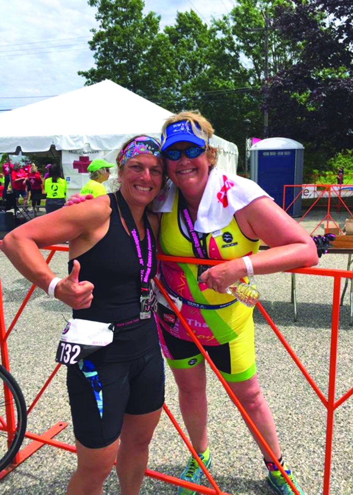 Meet Renaissance Woman Jean Ginn Marvin, one of Tri for a Cure's Biggest Supporters