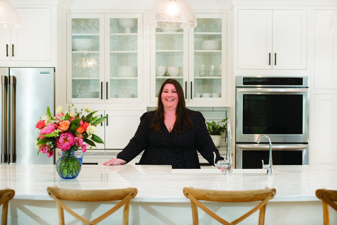 Sarah Chadbourne Treats Every Kitchen Project like It is for Her Family