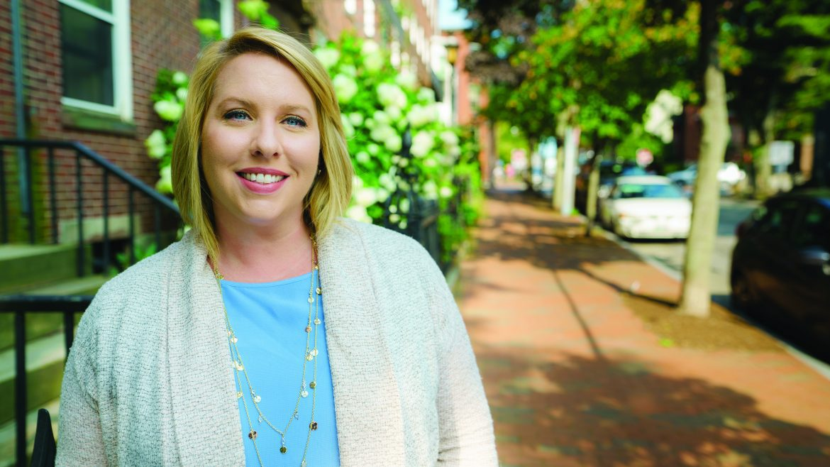 Beth McEvoy – A Reporter for 207 Who Travels the State for Great Stories