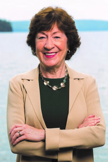 Susan Collins Remembers Her County Roots; Remains Honored to Serve Mainers
