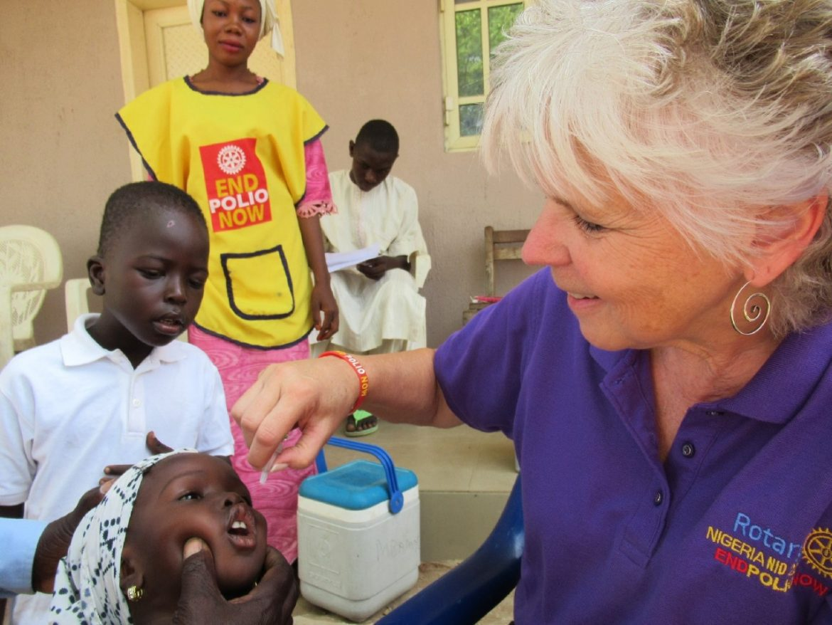 Maine Women of Rotary: Making a Difference
